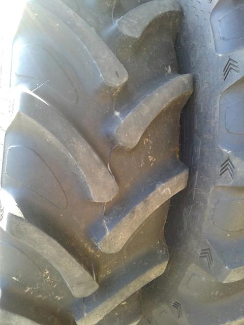 pneus de tracteur